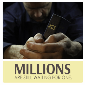 Millions still waiting for their first Bible